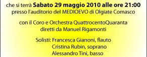 (Italiano) 29 Maggio 2010